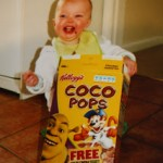 Saturday is Coco Pop caption day!