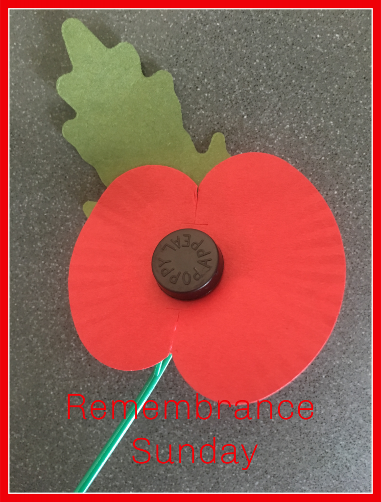 Remembrance Sunday, Poppy, Memories, World War 2