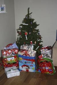 Christmas tree, Christmas, Christmas comes too early, presents