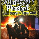 Review and giveaway: Skulduggery Pleasant – Last Stand of Dead Men