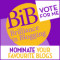 The BiBs awards – time to nominate!