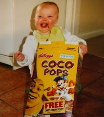 Saturday is Coco Pop caption day!