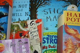 Books, reading, kids