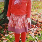 What she wore – an autumn day