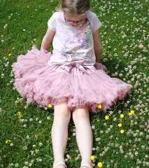 What she wore – Pink tutu