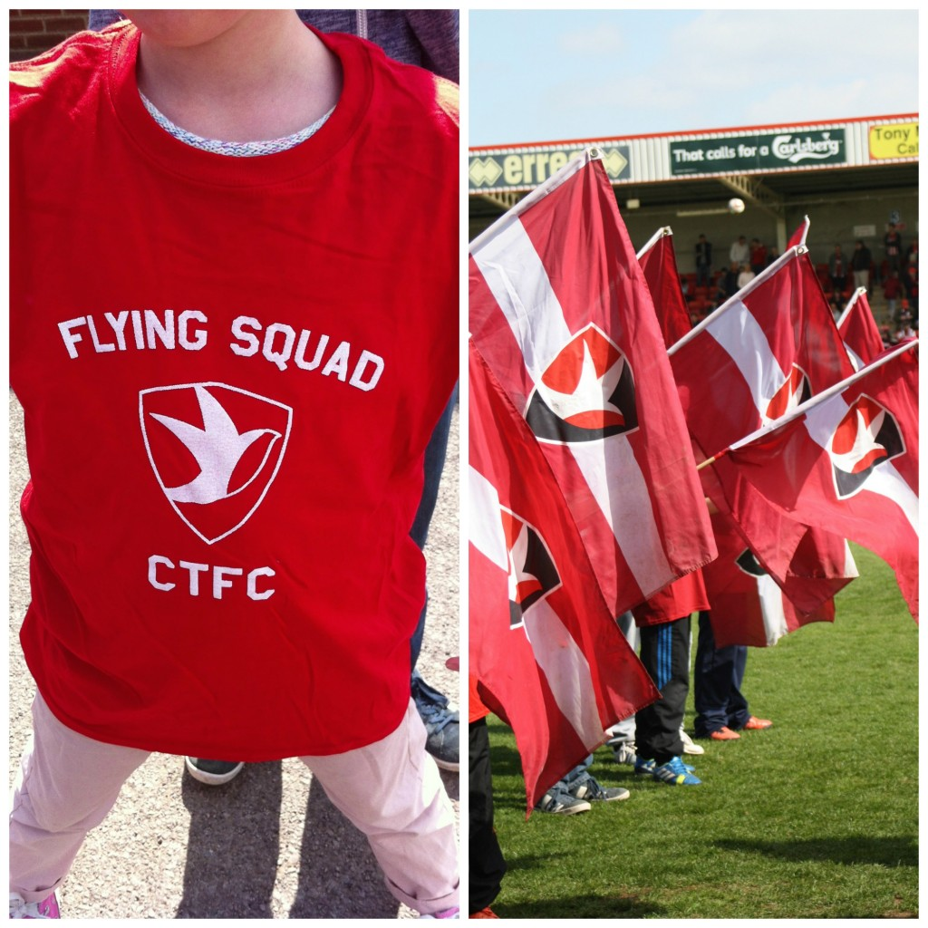 Football, Kids, Flying squad, Cheltenham Town