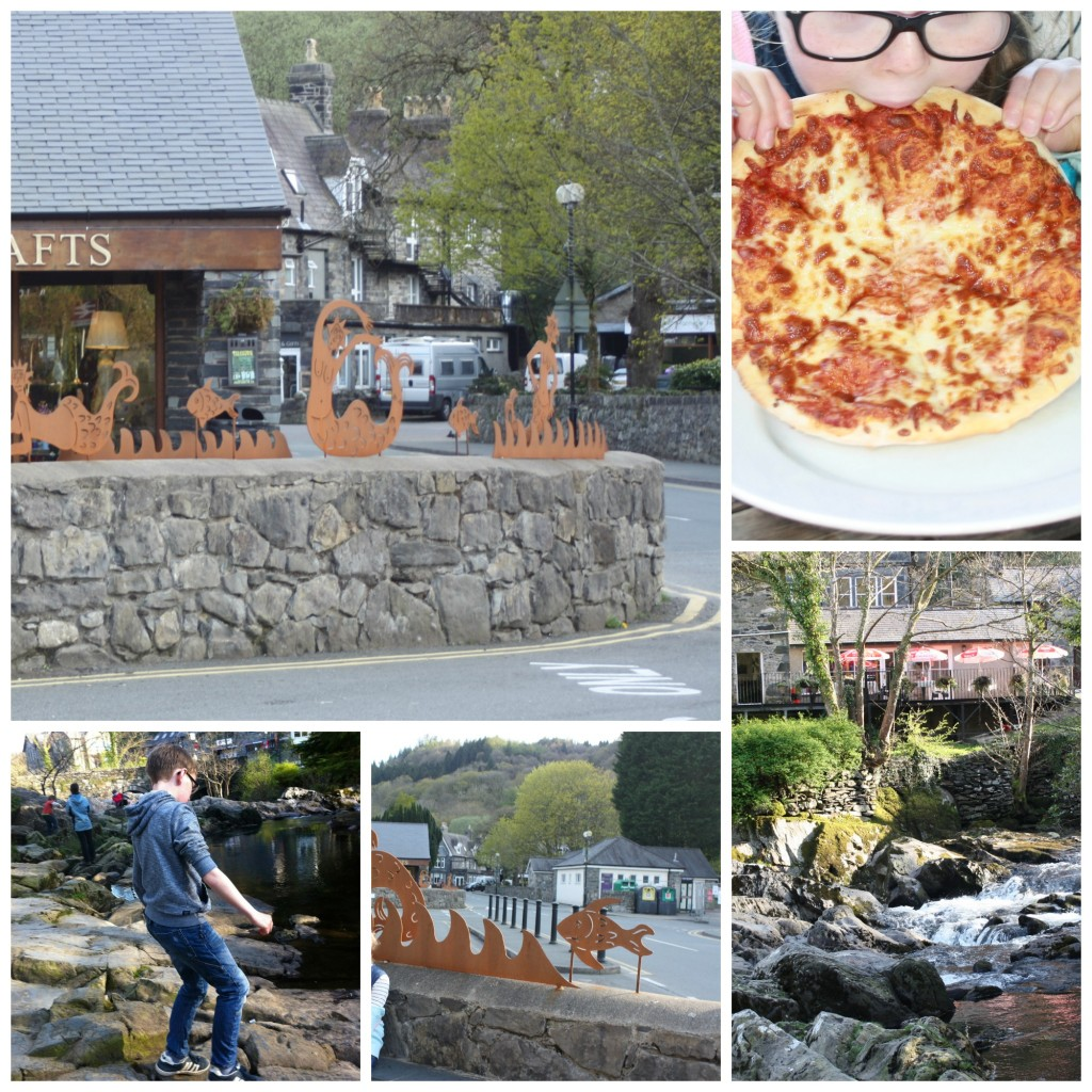 Betws-y-Coed, Kids, Family, Snowdonia