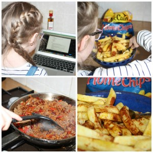 Chilli and chips