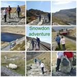 Snowdon adventure