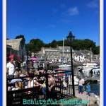 Arriving in Padstow
