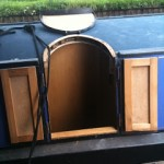 The canal boat: 'At least I'm not dead'