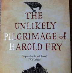 Wednesday Words: The Unlikely Pilgrimage of Harold Fry by Rachel Joyce