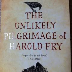 Wednesday Words: The Unlikely Pilgrimage of Harold Fry by Rachel Joyce