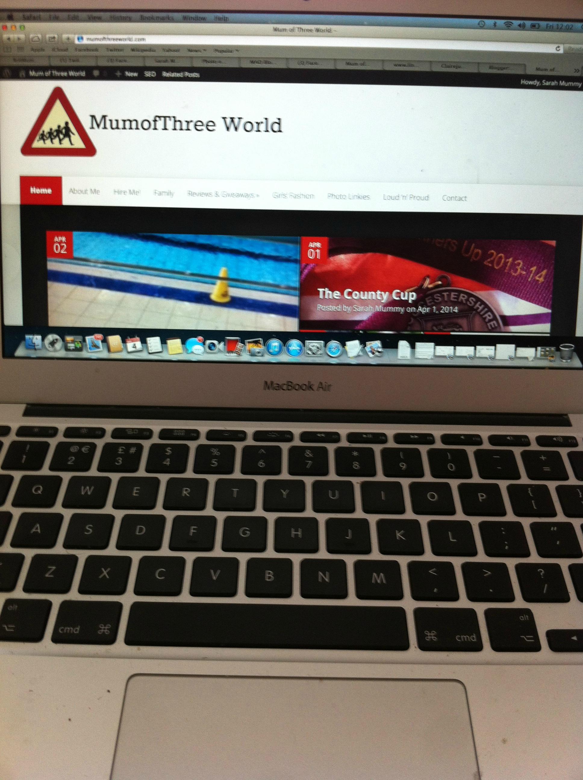 New blog, blogger, wordpress 365