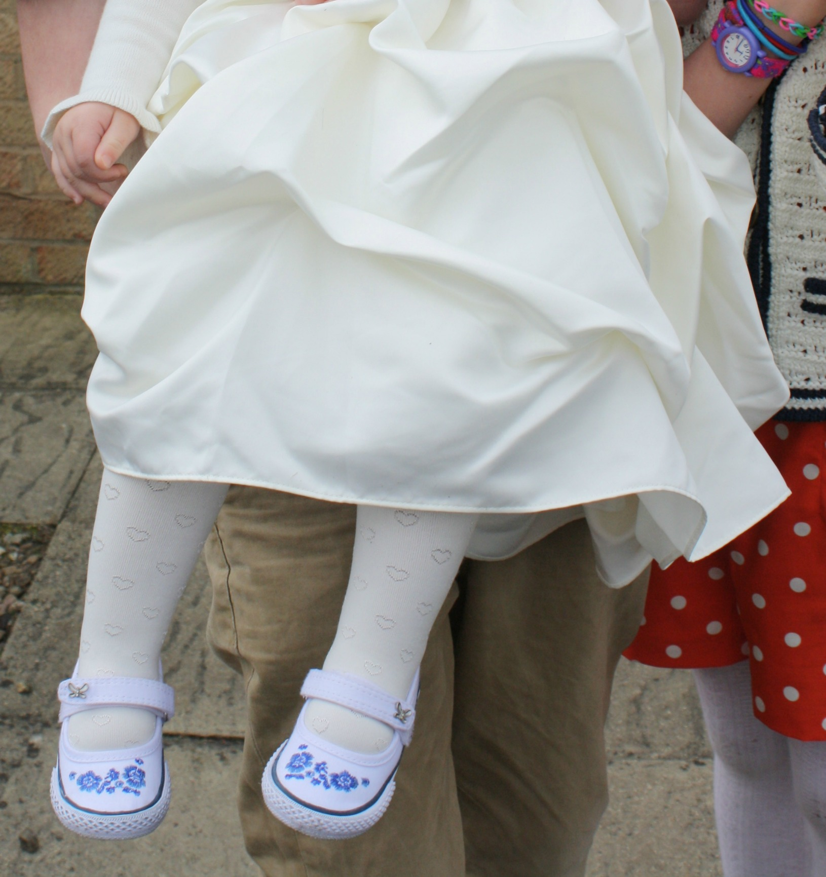 Wedding, niece, shoes, 365