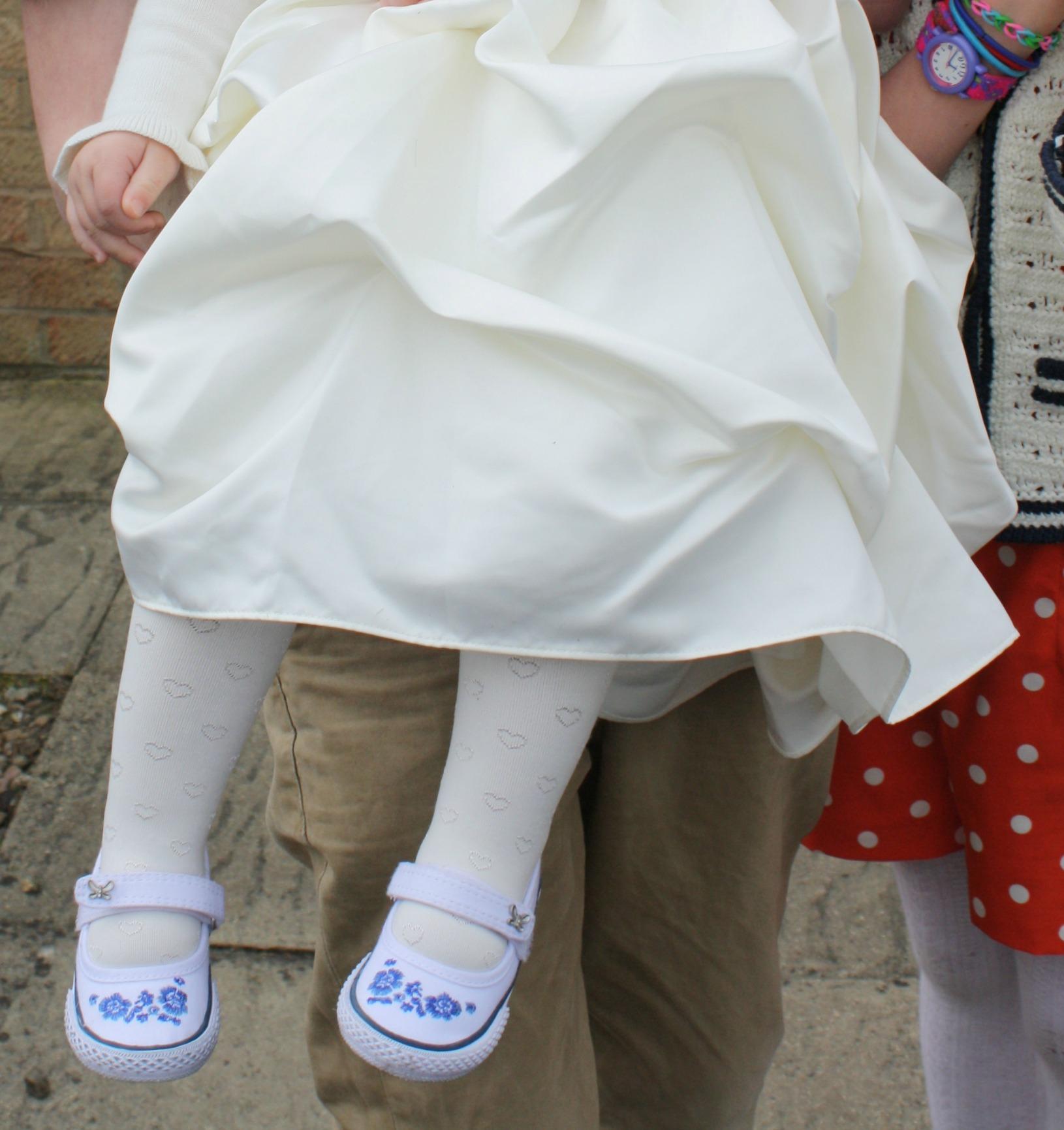 Wedding, niece, shoes, 365