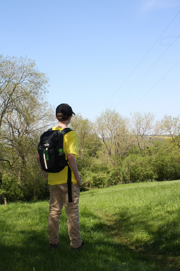 Son, Cotswold way, walking, charity, Emma's Army