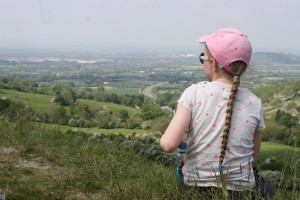 Daughter, Emmas Army, walking, fundraising, Cotswold Way, 365
