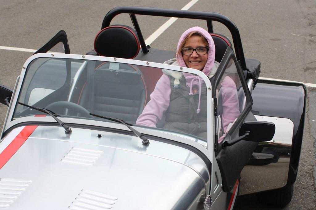 Car, Caterham, sports car