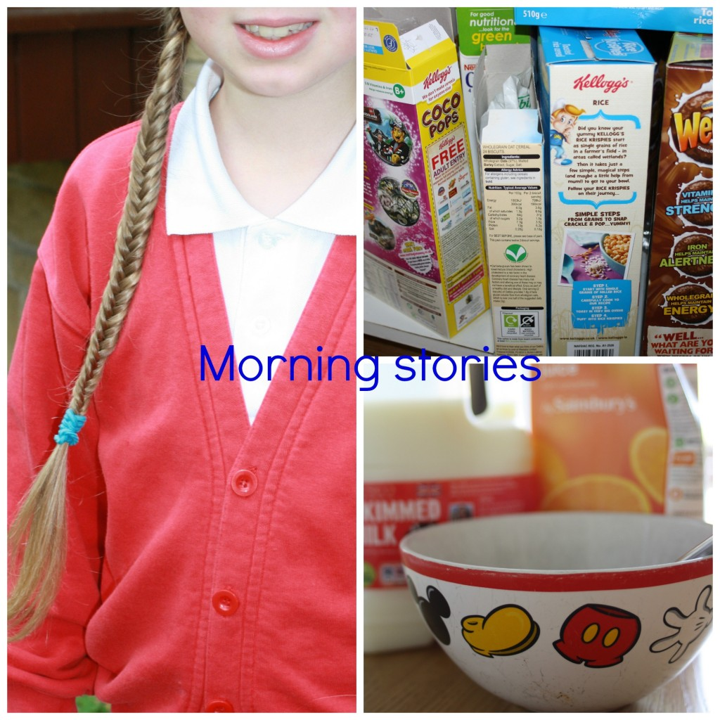 Morning stories, Family, Breakfast, Morning