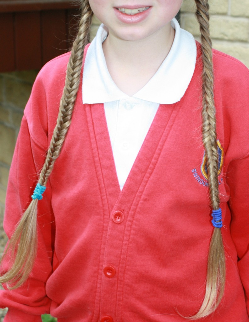 Daughter, hair, 365