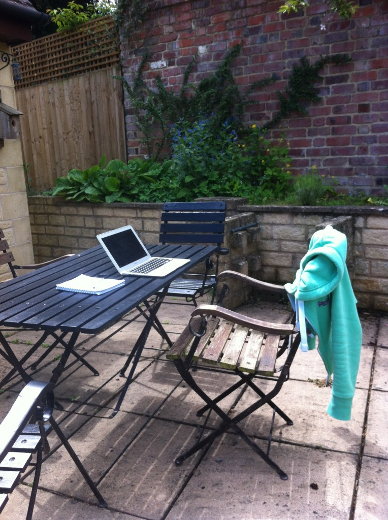 Office, garden, freelance, 365