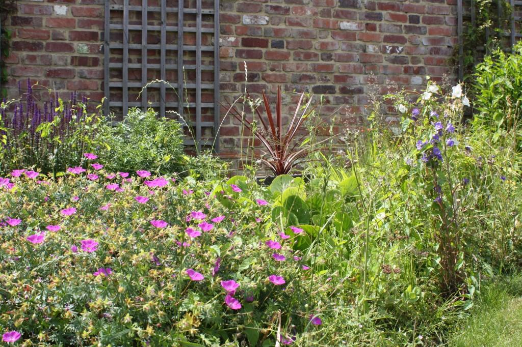 Garden, work, redundancy, 365