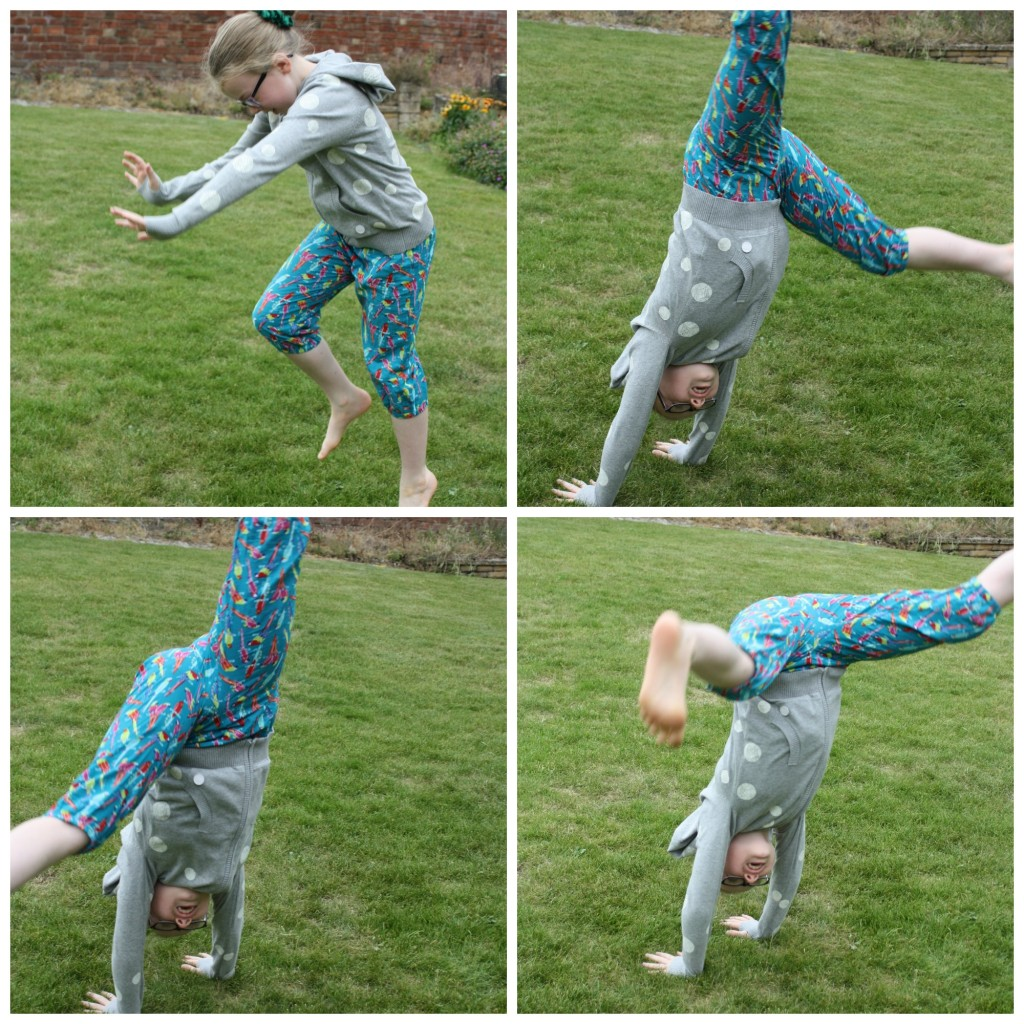 PicMonkey cartwheelCollage