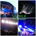 The Levellers at Wychwood Festival