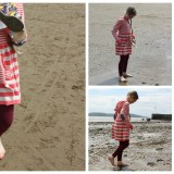 What she wore: a trip to the beach