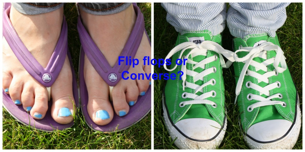 PicMonkey shoesCollage
