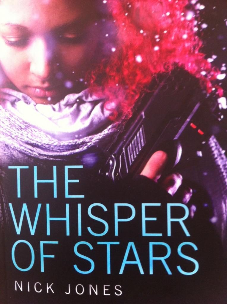 Whisper of Stars, Nick Jones, book, review