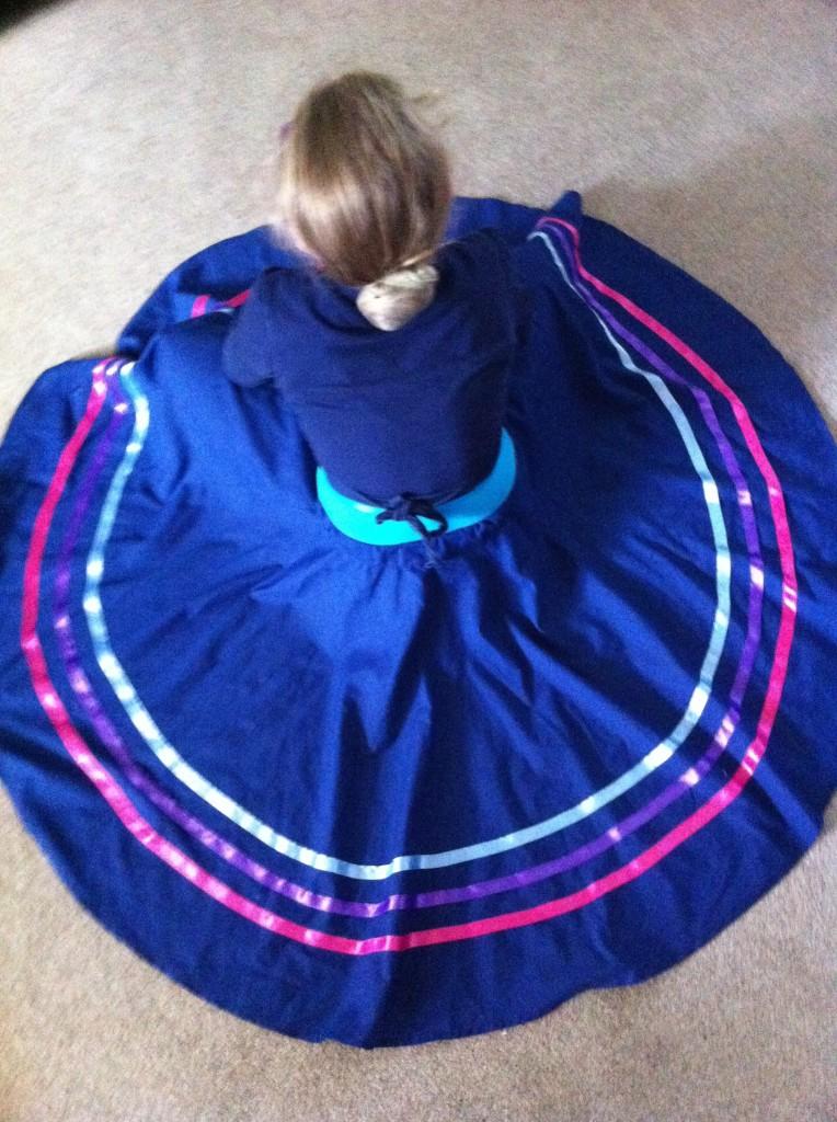 Daughter, dance, skirt, 365