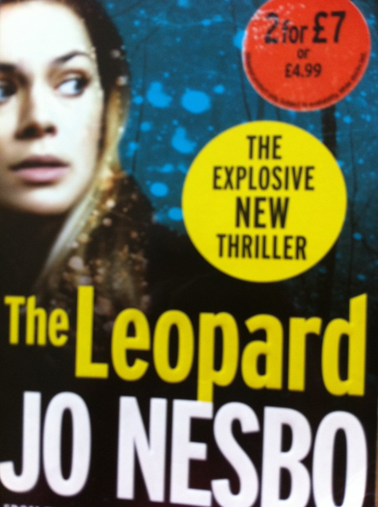 Jo Nesbo, The Leopard, Book review