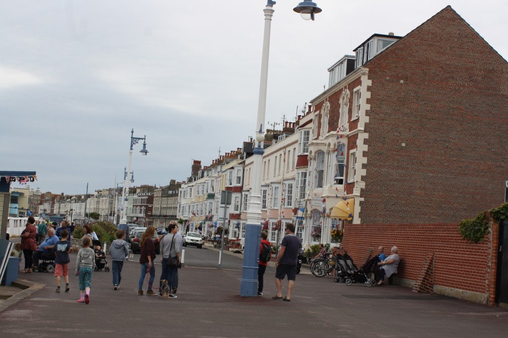 Weymouth, friends, seaside, 365