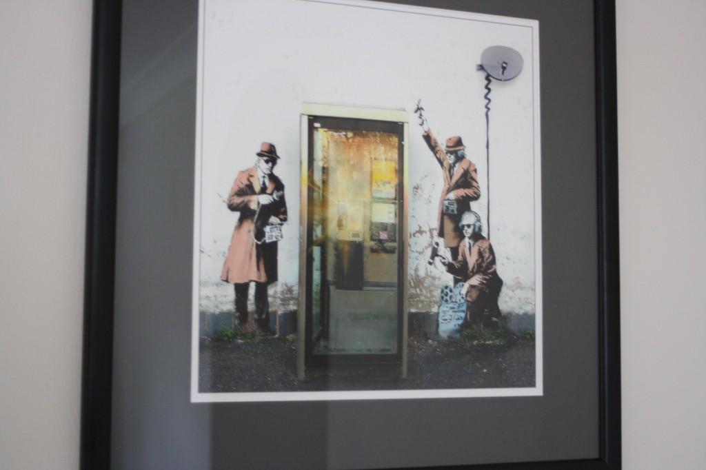 Bansky, Cheltenham, 365