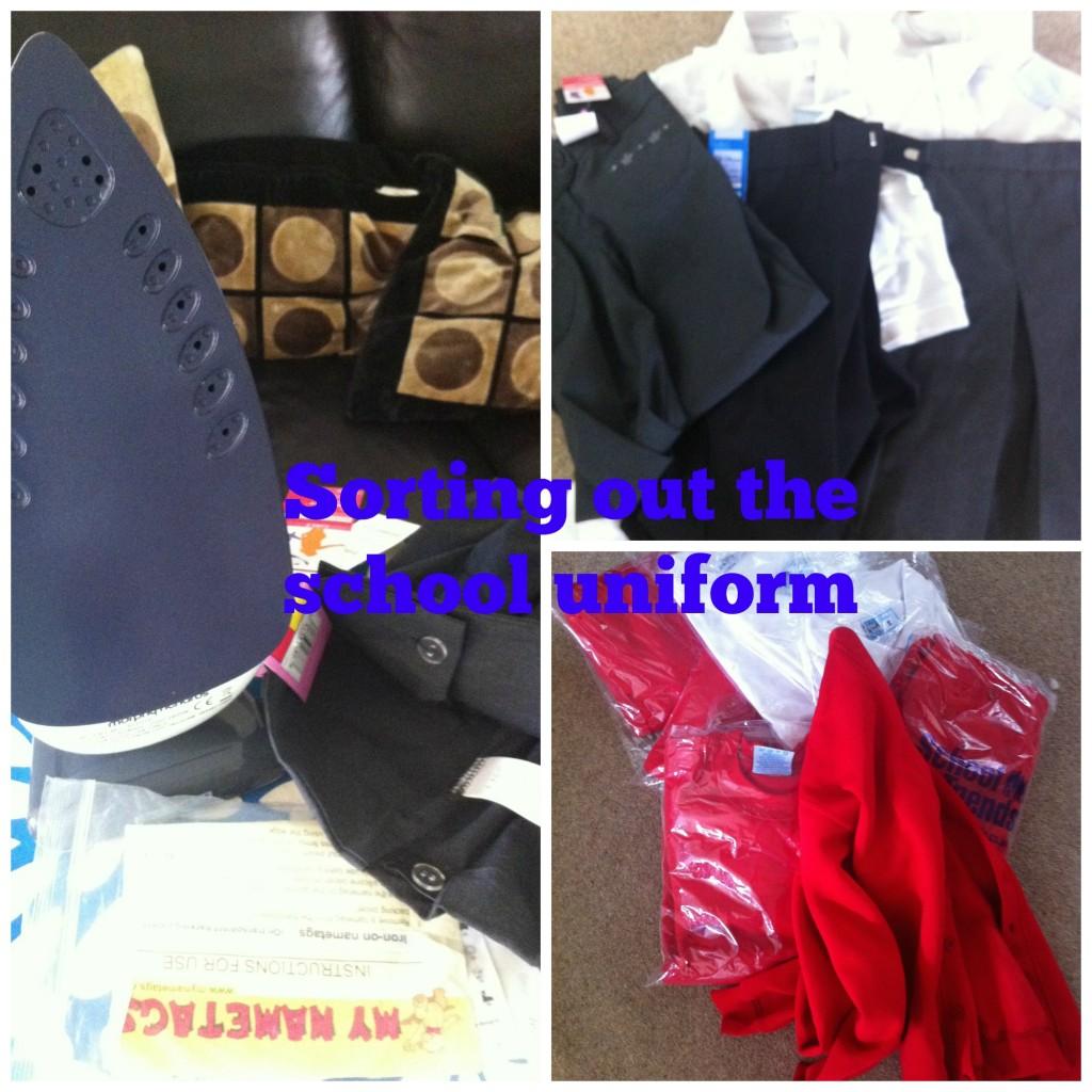 The school uniform secret