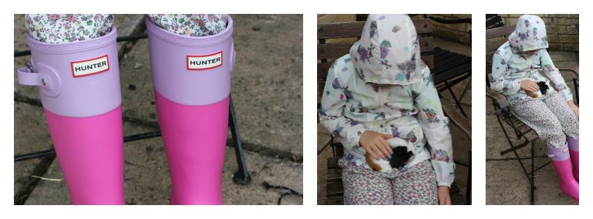 Wellies, rainwear, fashion, girls, House of Fraser
