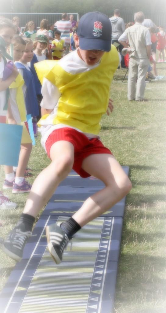 Long jump, son, sports day, school, 365