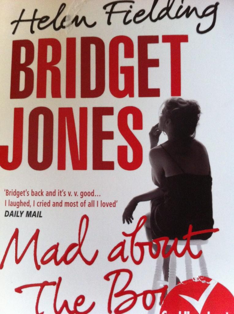 Bridget Jones, Helen Fielding, book review