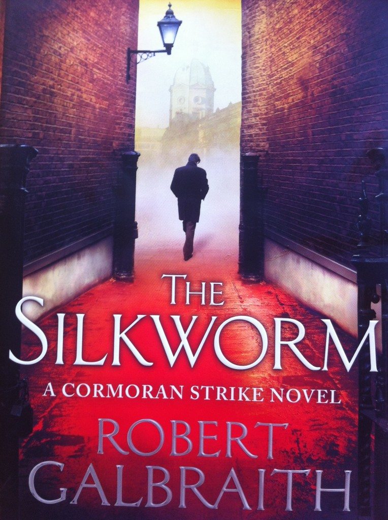 Silkworm, Galbraith, Rowling, review