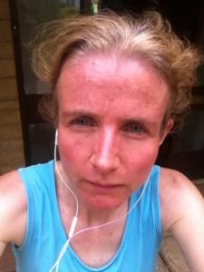 Running, Selfie, Summer, Training