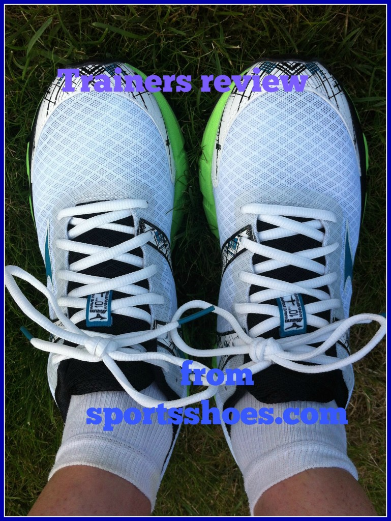 Trainers, review, Mizuno Wave Inspire, sportsshoes.com