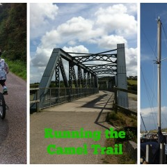 Running the Camel Trail