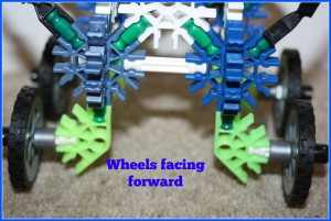 Knex, competition, creation, son
