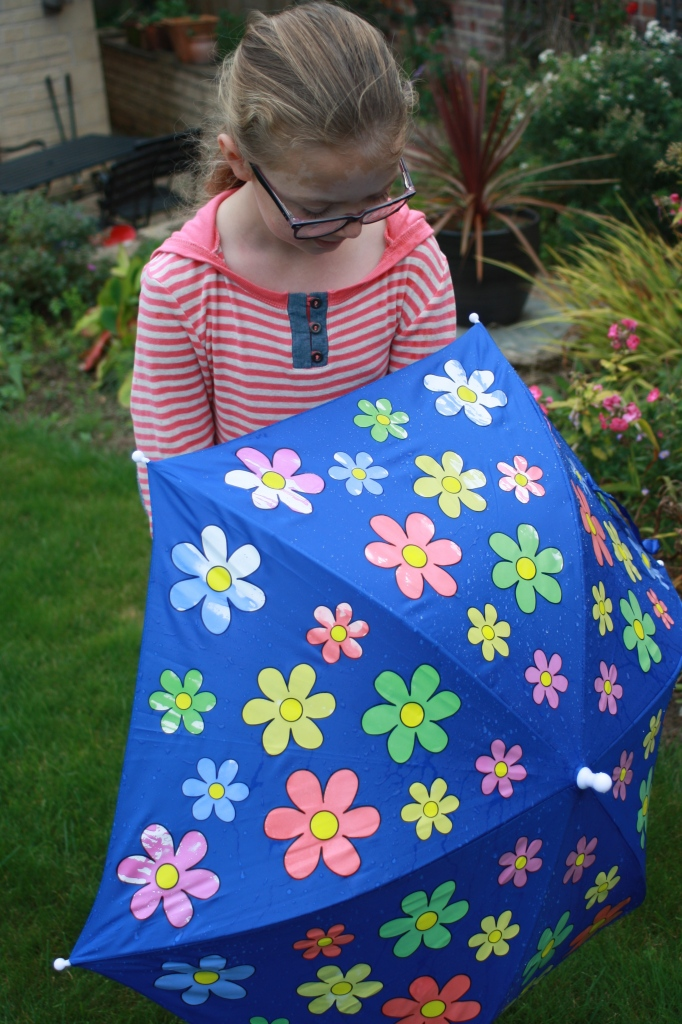 Daughter umbrella, Garden, 365