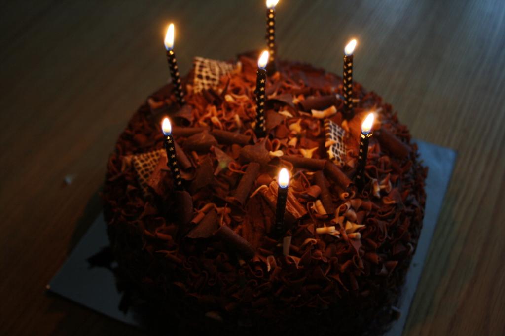 Birthday, Birthday cake, 365