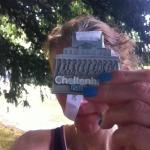 Cheltenham half marathon: Loud 'n' Proud