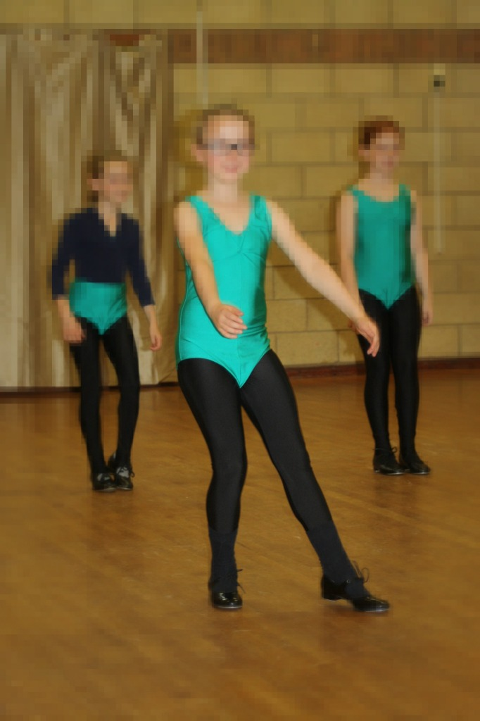 Daughter, Dance, Tap dance, Loud 'n' Proud