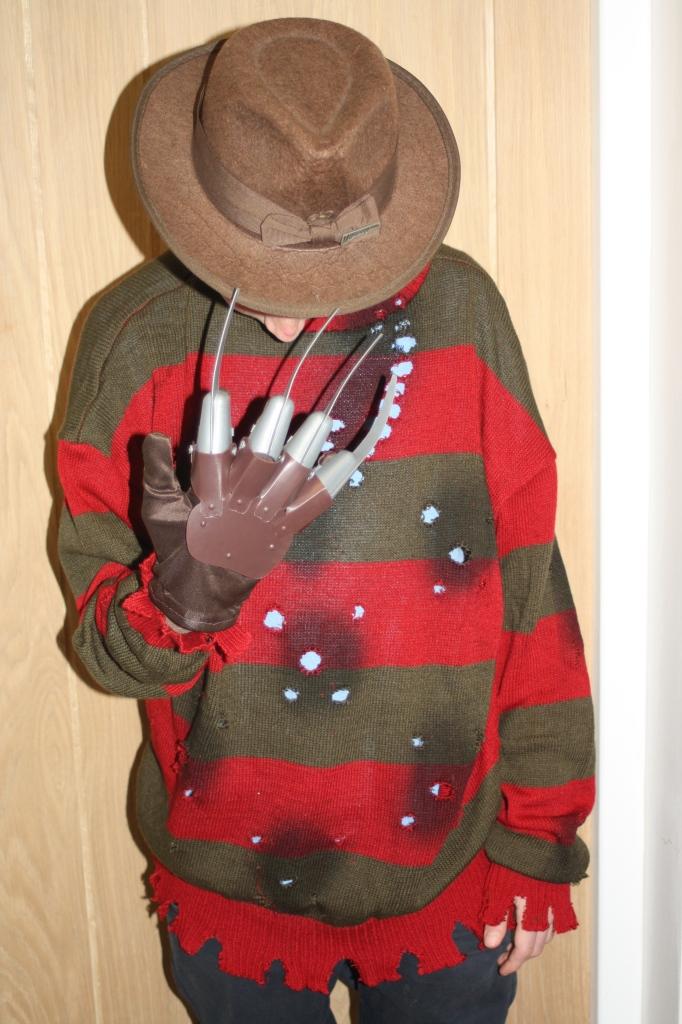 Son, Freddie Kruger, 365, Halloween